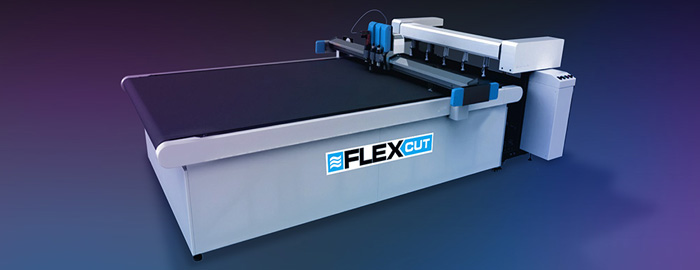 Diverse flexcut digital cutting table